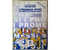 I promessi sposi. Una proposta di lett. - A. Manzoni - Simone, 1994, I Ed. - L