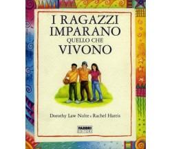 I ragazzi imparano quello che vivono di Dorothy Law Nolte, Rachel Harris,  2006,