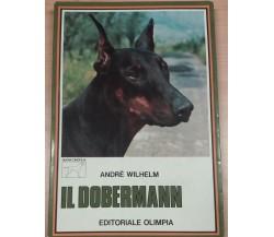 IL DOBERMANN - ANDRè WILHELM - OLIMPIA - 1987 - M