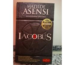 Iacobus di Matilde Asensi,  1996,  Superpocket -F