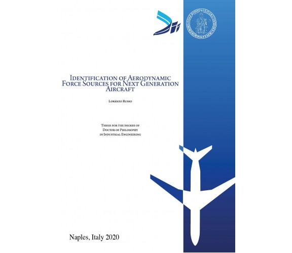 Identification of Aerodynamic Force Sources for Next Generation Aircraft di Lore