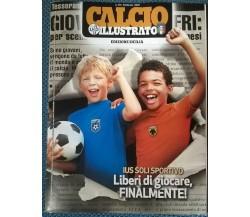 Il Calcio illustrato. Edizione Sicilia - n. 173 - Febbraio 2016 - L