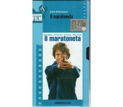 Il Maratoneta con Dustin Hoffman - Vhs -2002- corriere della sera -F
