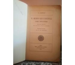 Il Medico dei fanciulli come educatore di Hippius,  1914,  Laterza -F