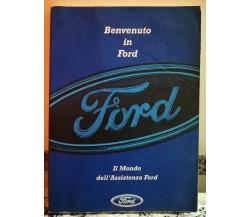 Il Mondo dell'assistenza Ford di A.a.v.v,  1997,  De Agostini-F