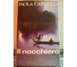 Il Nocchiero di Paola Capriolo,  1989,  Cde (Mi)-F