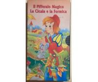 Il Pifferaio Magico/La cicala e la formica VHS di Aa.vv.,  Ged Videocart