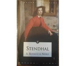 Il Rosso e il Nero - Stendhal,  2012,  Rusconi