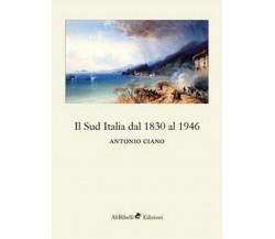 Il Sud Italia dal 1830 al 1946 - Antonio Ciano,  2018,  Ali Ribelli Edizioni