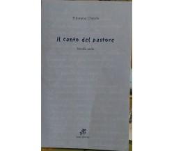 Il canto del pastore (Novella sarda) - Filomena Cherchi,  2002,  Soter Editrice