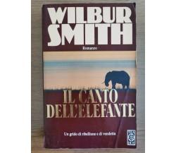 Il canto dell'elefante - W. Smith - Tea Due - 1995 - AR