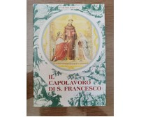 Il capolavoro di San Francesco - AA. VV. - 1995 - AR