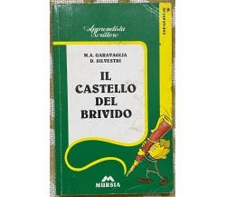 Il castello del brivido - M.A.garavaglia , D. Silvestri - Mursia - 1998 - M