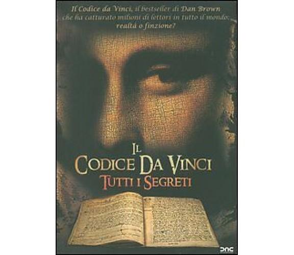 Il codice da Vinci, Tutti i segreti - DNC - 2004 - DVD - G