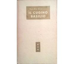 Il cugino Basilio - José Maria Eça De Queirós (1952 Mondadori) Ca