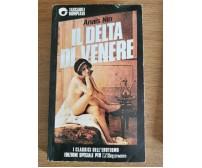 Il delta di venere - A. Nin - Bompiani - 1990 - AR