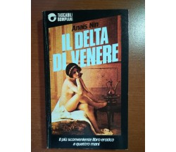 Il delta di venere - Anais Nin - Bompiani - 1988 - M