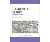 Il dialetto di Rosolini  di Vincenzo Garofalo,  2013,  Youcanprint