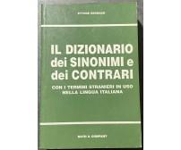 Il dizionario dei sinonimi e dei contrari - Ettore Bernabo - Nath & Company -199