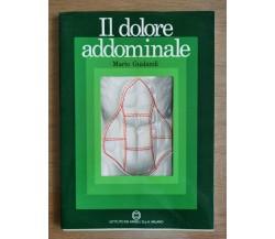Il dolore addominale - M. Guslandi - De Angeli editore - 1985 - AR