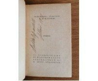 Il giardiniere - R. Tagore - Carabba - 1915 - AR