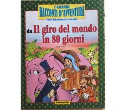 Il giro del mondo in 80 giorni di Jules Verne, 1990, Deagostini