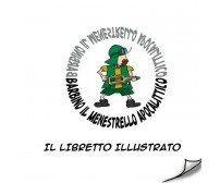Il libretto illustrato di Barbino Il Menestrello Apocalittico,  2018,  Youcanpr