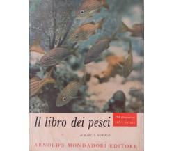 Il libro dei pesci di Earl S. Herald,  1962,  Arnoldo Mondadori Editore