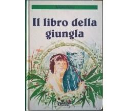 Il libro della giungla - Rudyard Kipling - De Agostini, 1995