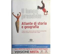 Il lungo presente, Atlante di storia e geografia di Aa.vv., 2014, Einaudi Scuola