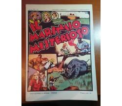 Il marinaio misterioso - Cino e Franco - Nerbini - 1937 - M