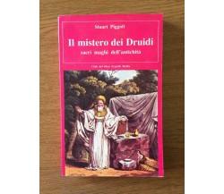 Il mistero dei Druidi - S. Piggott - Fratelli Melita - 1984 - AR
