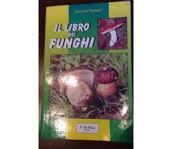 Il mondo dei funghi - Antonello Piersanti - Di Fraia - 1990 - M