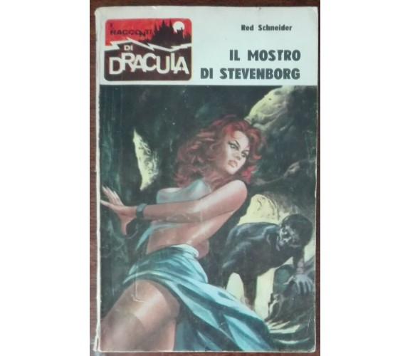 Il mostro di Stevenborg - Red Schneider - Wamp,1968 - A