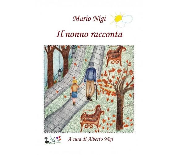 Il nonno racconta... a cura di Alberto Nigi di Mario Nigi, A. Nigi,  2019