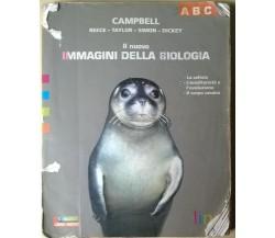 Il nuovo immagini della biologia. Vol. A-B-C. No CD - Campbell - Linx, 2010 - L