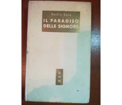 Il paradiso delle signore - Emilio Zola - Mondadori - 1951 - M