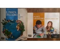 Il pianeta dell'uomoVol.3;Atlante laboratorio-Vallega;Forti-Le Monnier,2015-R