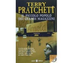 Il piccolo popolo dei grandi magazzini - Terry Pratchett - Salani,2013 - A