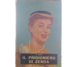 Il prigioniero di Zenda  - A. Hope,  1967,  Editrice Boschi