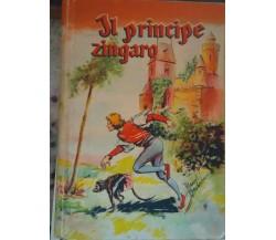Il principe zingaro- Myriam Sanna , Edizioni Paoline - S