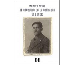 Il racconto della campagna di Russia di Donato Russo