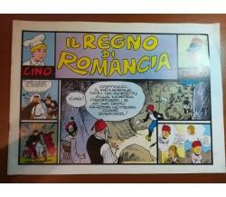 Il regno di Romancia - Cino e Franco - Nerbini - 1935 - M