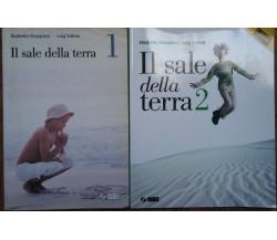 Il sale della terra Vol.1 e 2 - Elisabetta Stroppiana, Luigi Solinas - SEI - R