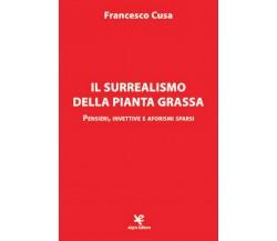 Il surrealismo della pianta grassa di Francesco Cusa,  Algra Editore