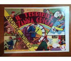 Il terribile Zanna Grigia - Cino e Franco - Nerbini - 1937 - M