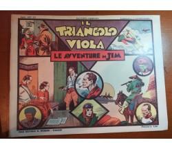 Il triangolo viola - AA.VV. - nerbini - 1937 - M