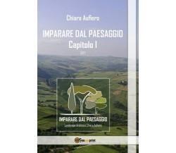 Imparare dal Paesaggio - Capitolo I  di Chiara Aufiero,  2017,  Youcanprint - ER
