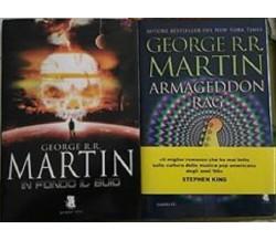 In fondo al buio - Armageddon Rag - George R.R. Martin,  2012 - 2013,  Gargoyle