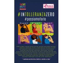 #IntolleranzaZero  (Aa. Vv) ,  2018,  Youcanprint- ER